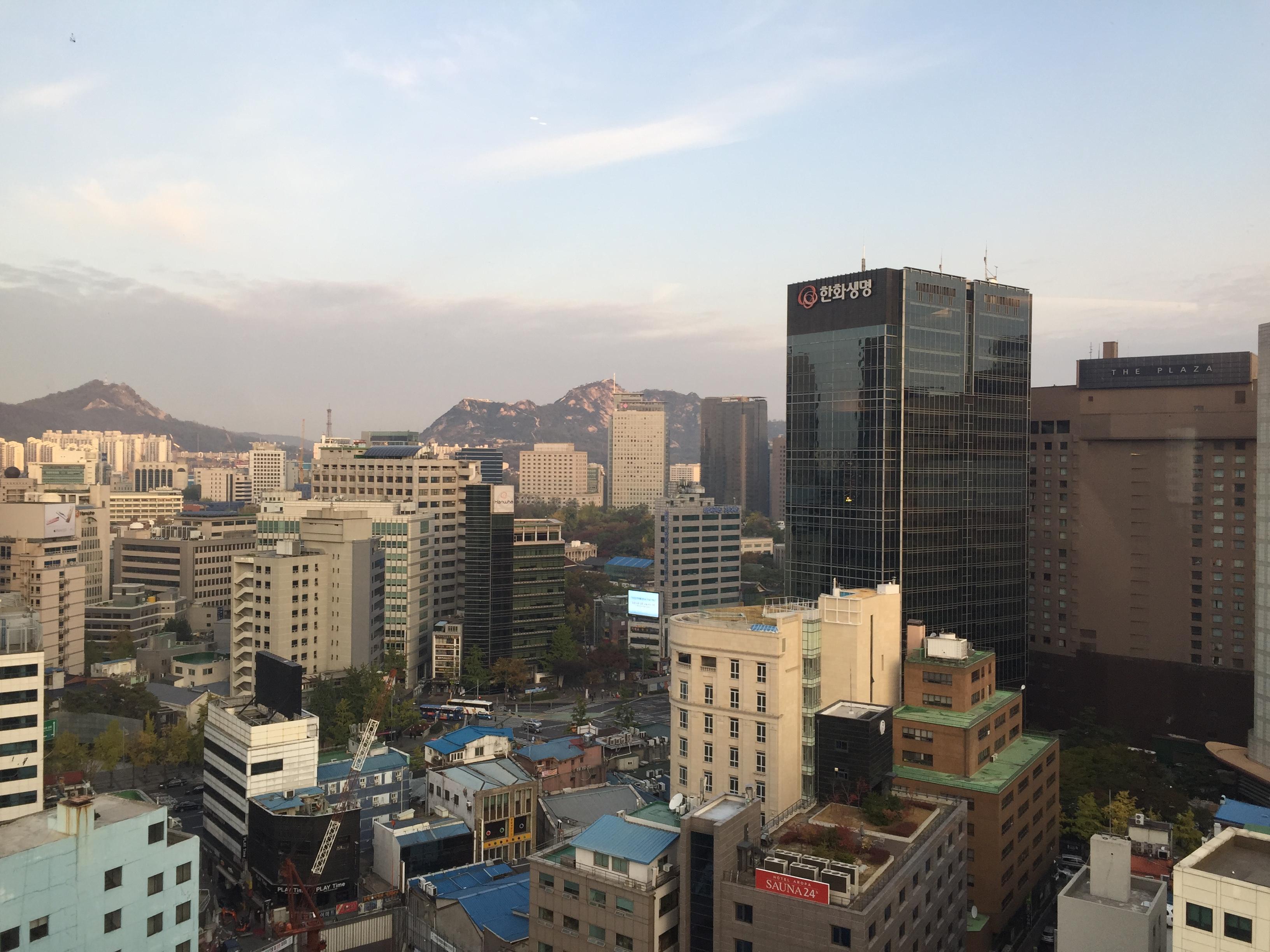 Studietur Til Sydkorea D.12.-16. Juni 2017