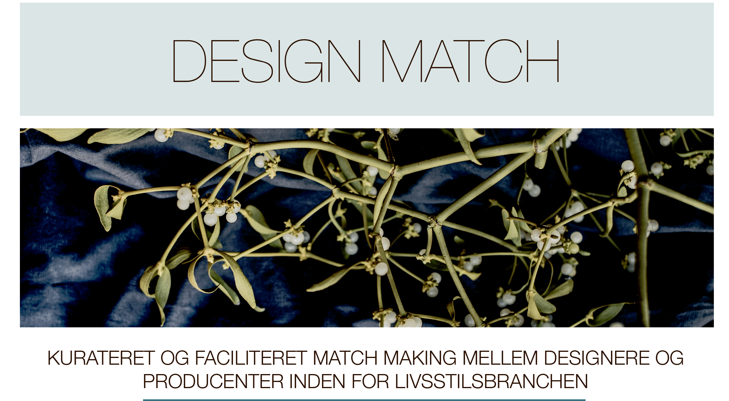 Design Match Invitation 2018