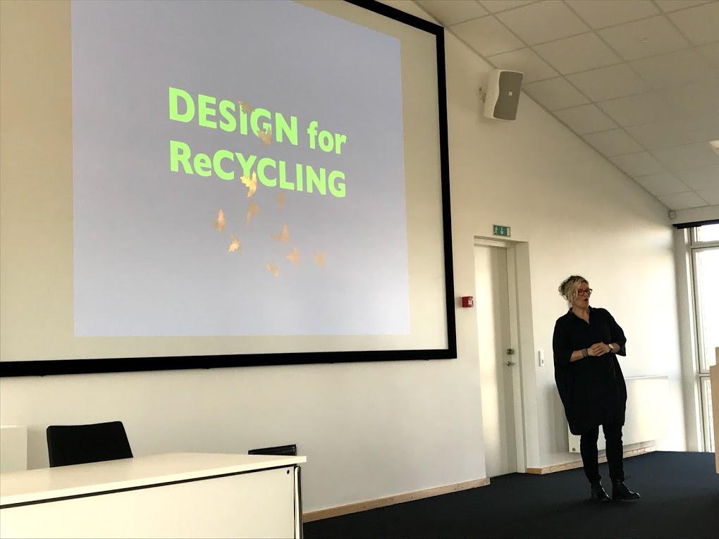 Design For Recycling-seminar Gør Fremtidens Designere Fortrøstningsfulde