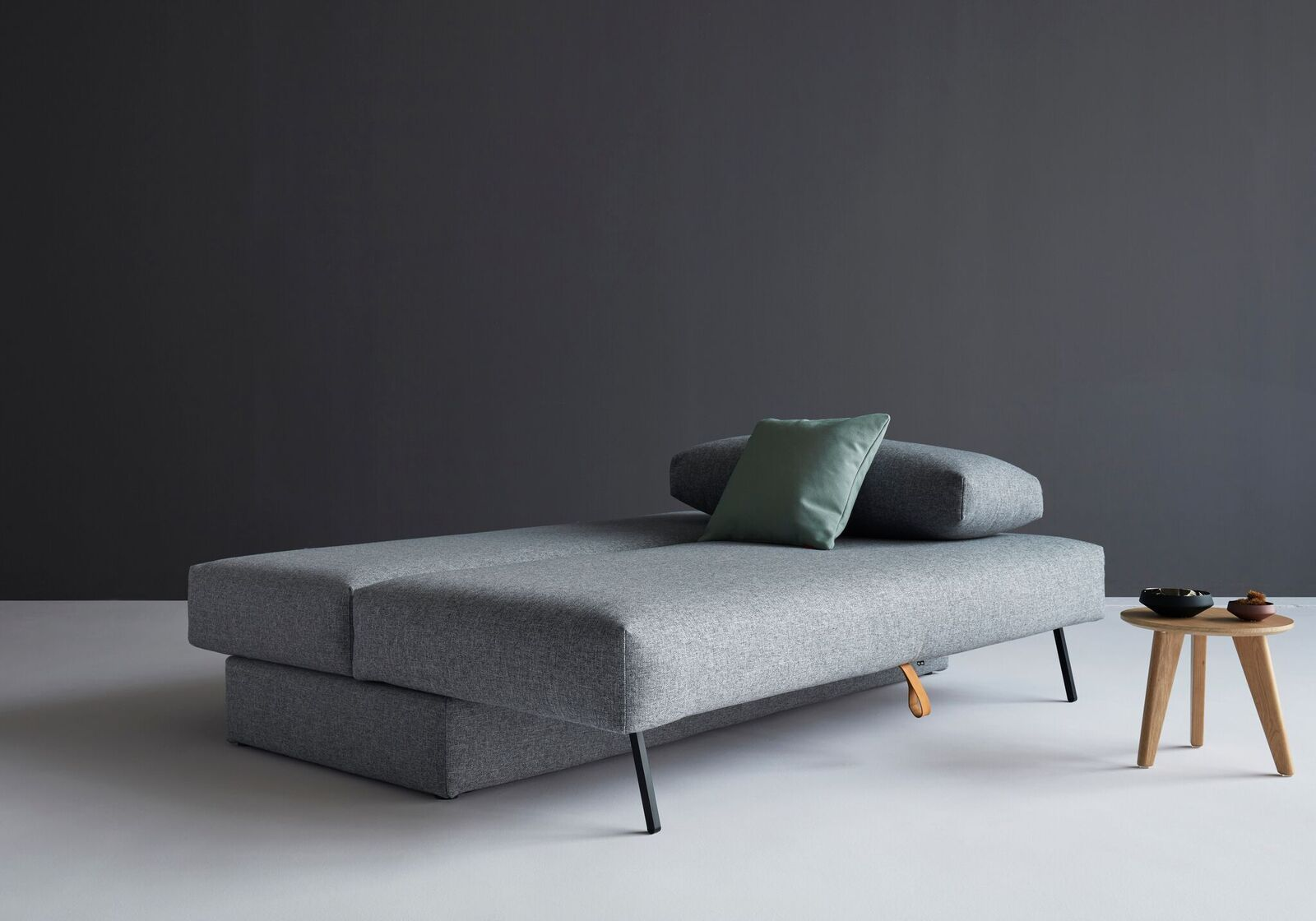 Osvald Storage Sofa Bed 565 Twist Granite 2 Preview