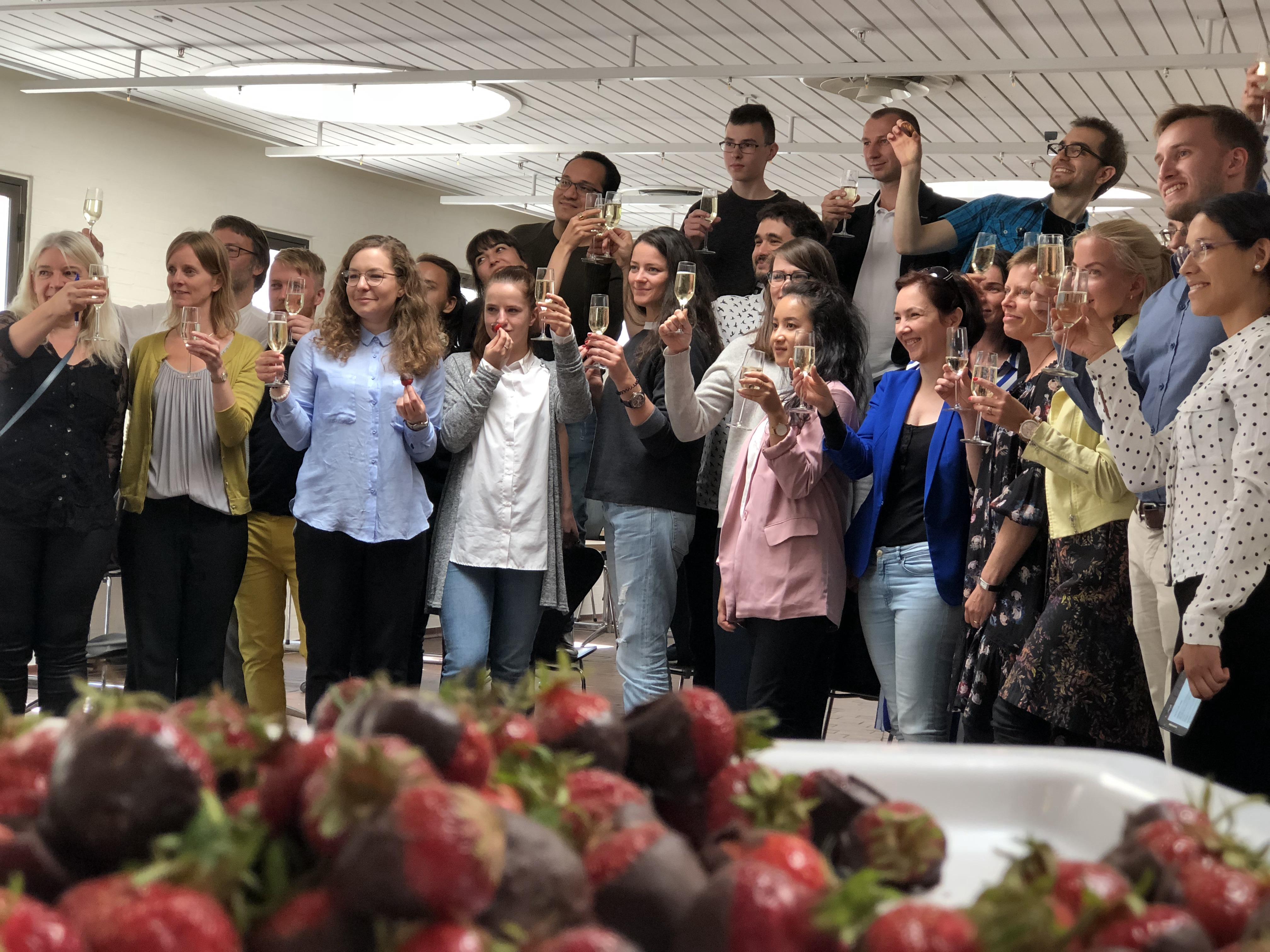 Innovation Camp Om Fremtidens Møbler Til ældre Mennesker En Succes
