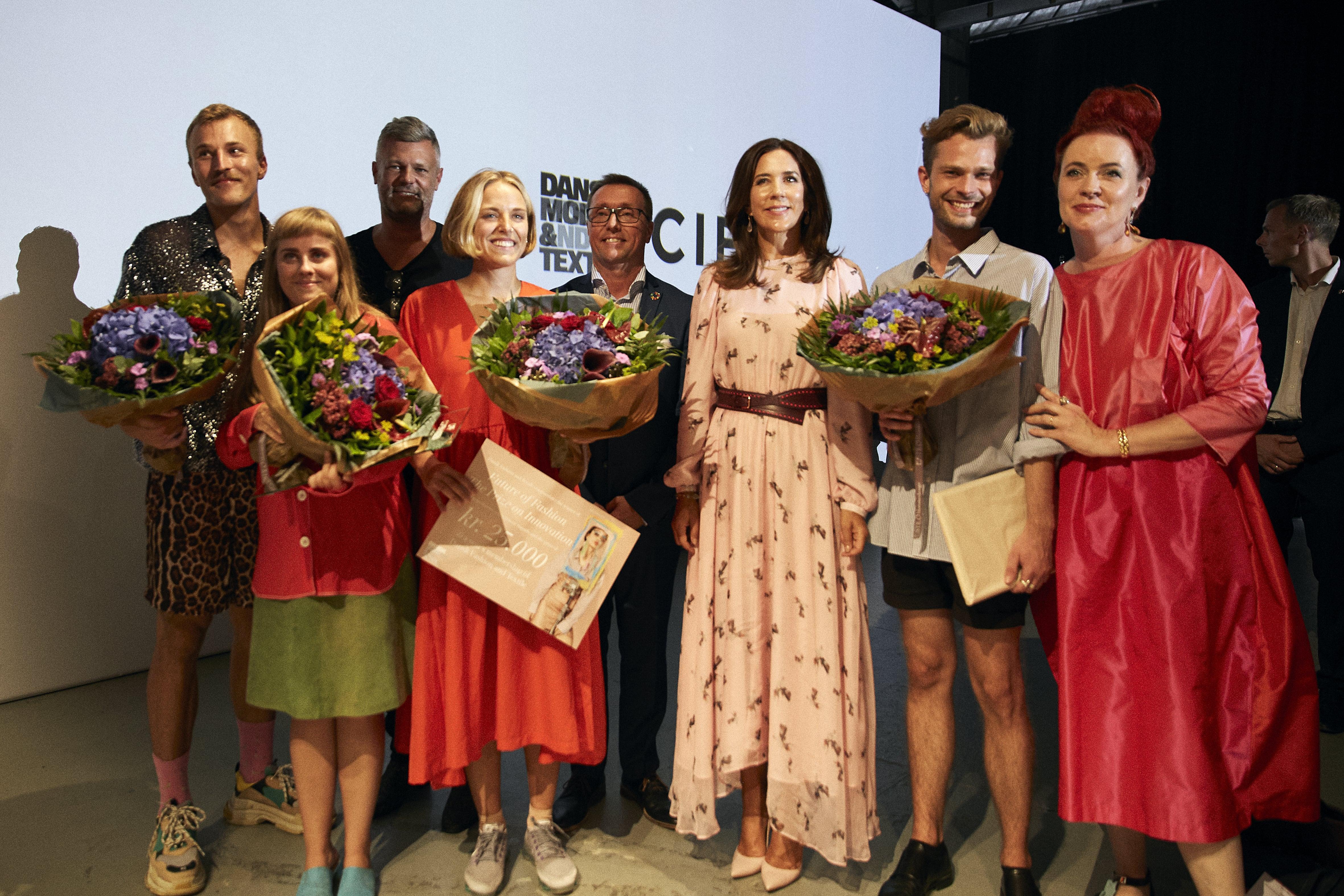 Future Of Fashion 2018: Et Royalt Rendezvous Af Designtalent