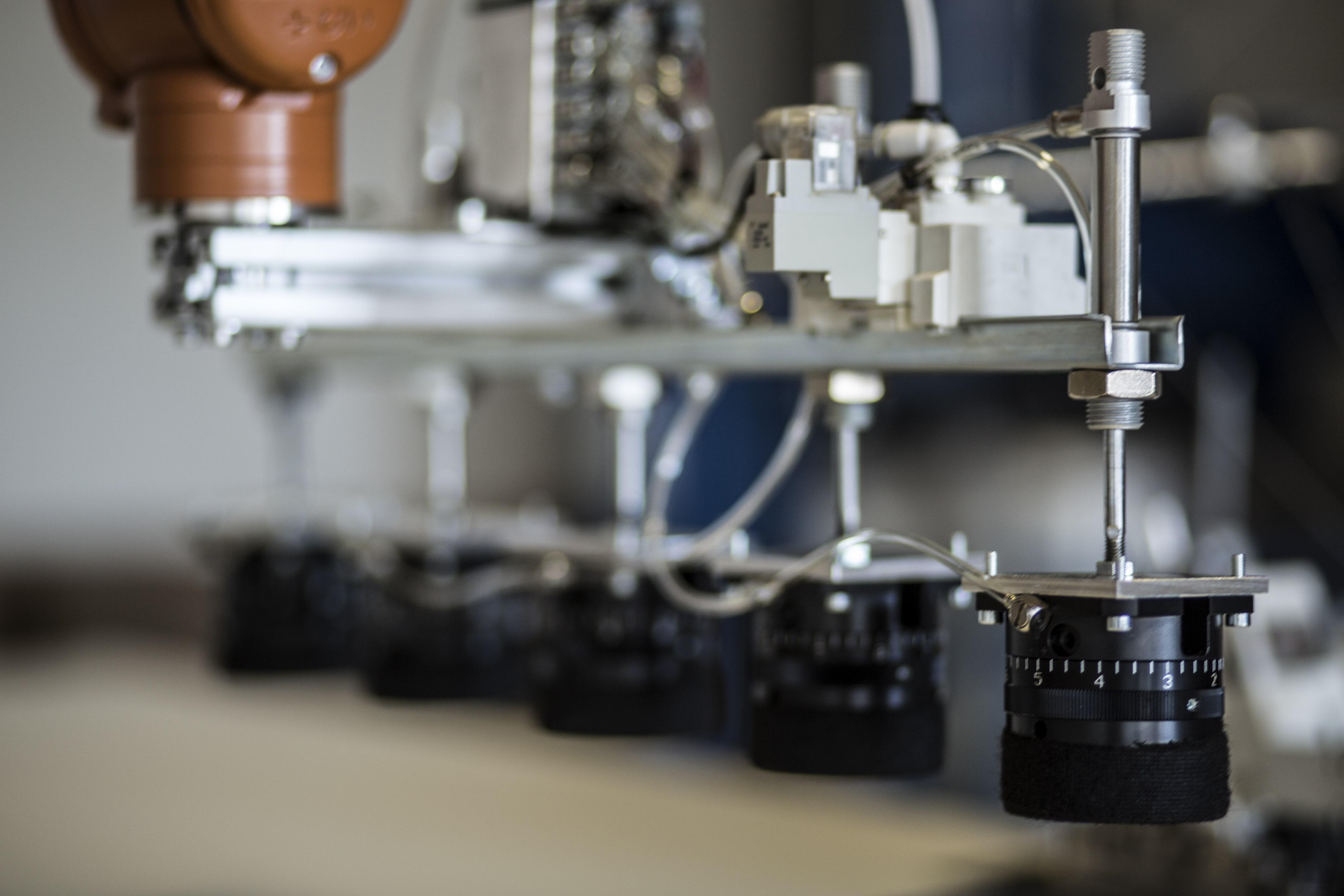 SYLABs Robot Er Klar Til Nye Produktionsopgaver